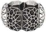 Bottega Veneta Enamel Cage Bracelet