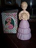 Avon Vintage Garden Girl Decanter with Charisma Cologne