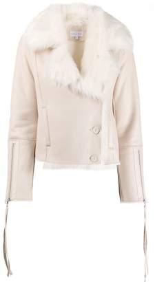 Patrizia Pepe notched collar jacket