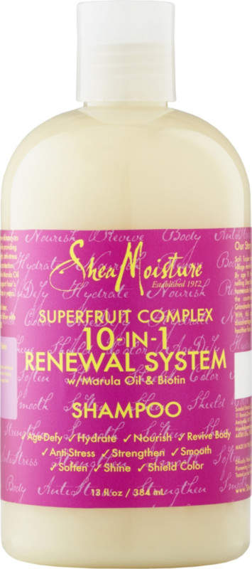 Shea Moisture SheaMoisture SuperFruit Shampoo