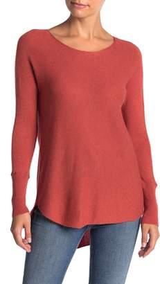 Susina Boatneck Long Sleeve Top (Petite)