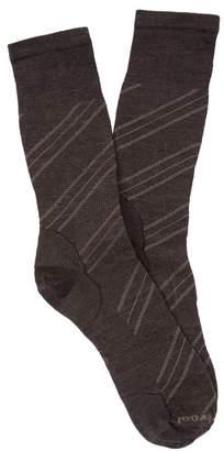 Smartwool Barber Pole Wool Blend Socks