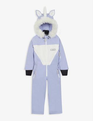 Dinoski Sparkle unicorn ski suit 2-7 years