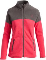 Head Bright Rose Color Block Zip-Up Ski Jacket