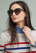 Anthropologie Tawny Cat-Eye Sunglasses