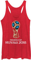 Fifth Sun Red Heather 'FIFA World Cup Russia 2018' Trophy Tank - Juniors