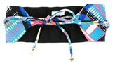 Emilio Pucci Abstract Print Wrap Belt