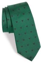 Cufflinks Inc. Men's Cufflinks, Inc. 'Disney - Mickey Mouse' Silk Tie