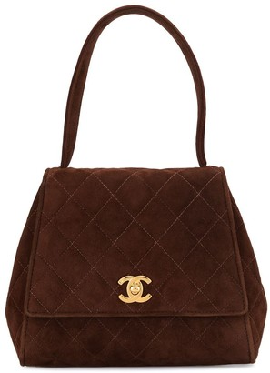 Chanel Pre Owned 1995 quilted CC handbag