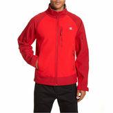 Champion Ragaln Sleeve Mock Neck Soft Shell Jacket