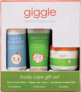 Giggle body care gift set