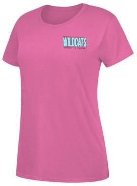 Top of the World Women's Kentucky Wildcats Floral Fill Pastel T-Shirt