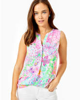 Lilly Pulitzer Stacey Sleeveless Top
