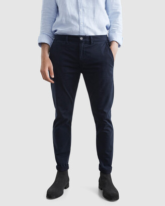 French Connection Men's Pants - Slim Fit Chino Pants - Size One Size, 30 at The Iconic