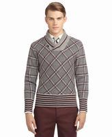Brooks Brothers Crewneck Sweater