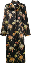 Dries Van Noten Rankin floral print coat