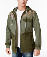 American Rag Men's Hooded Cotton Parka, Only at Macy's