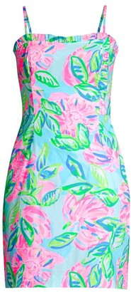 Lilly Pulitzer Brenda Floral Dress