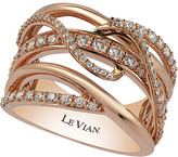 Thumbnail for your product : LeVian 14K Rose Gold 0.82 Ct. Tw. Diamond Ring