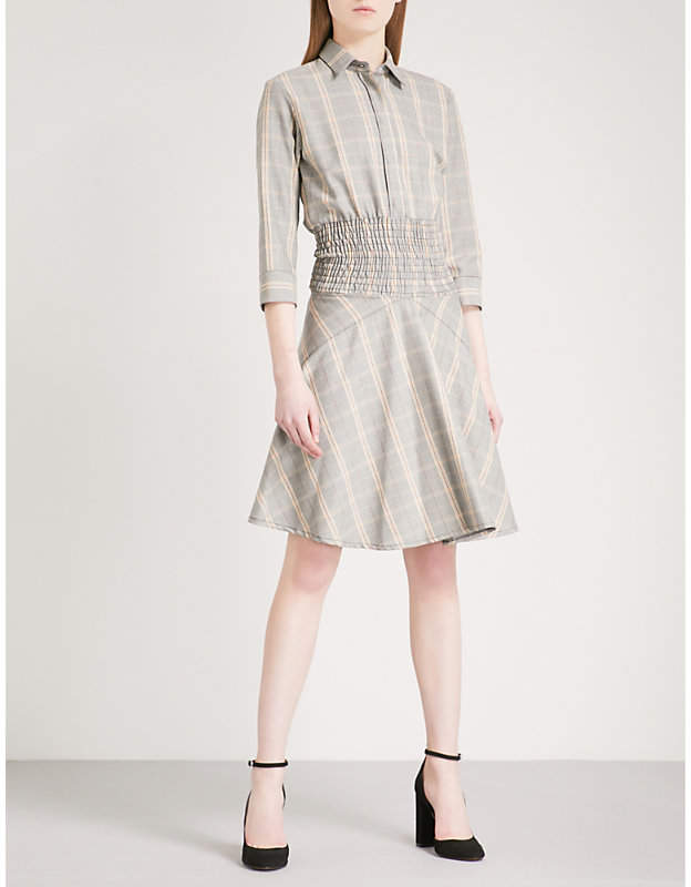 Maje Resha woven dress