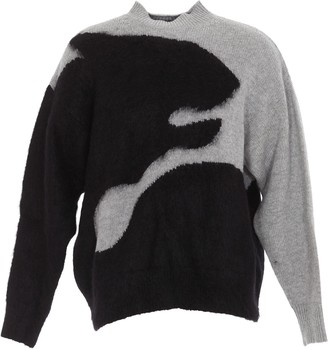 Kenzo Tiger Shadow Knit Sweater