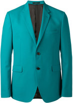 Paul Smith button blazer - men - Cupro/Wool - 38