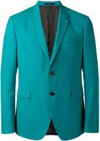 Paul Smith button blazer - men - Cupro/Wool - 40