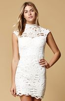 Reverse Ava Lace Mini Dress