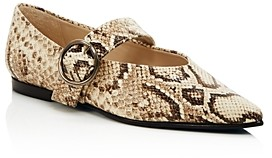 Freda Salvador Women's Pointed Toe Flats