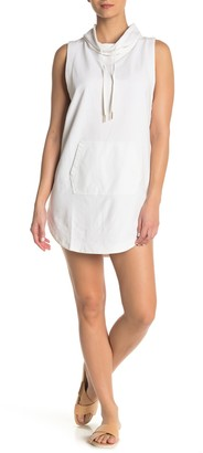 L-Space Cory Funnel Neck Cover-Up Tunic