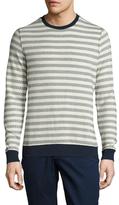 Wesc Ingvar Fleece Crewneck Sweater