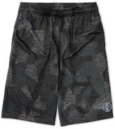 Ralph Lauren Boys' Polo Sport Graphic ThermoVent Shorts