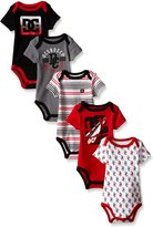 DC Baby 5 Pack Bodysuits
