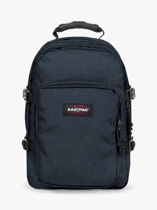 Eastpak Provider Laptop Backpack, Triple Denim
