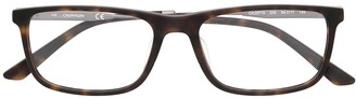 Calvin Klein Tortoiseshell Optical Glasses