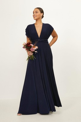 Coast Curve Multiway Jersey Maxi Dress