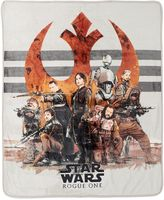 Star Wars Rouge One Silk Touch Throw