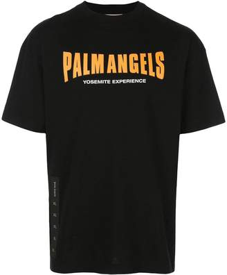 Palm Angels Yosemite Experience T-shirt