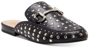 INC International Concepts Inc Women's Gilia Bit Mules, Created for Macy's Women's Shoes