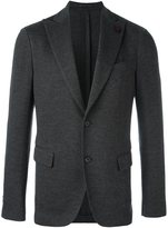 Lardini two-button blazer - men - Cotton/Cupro/Viscose/Wool - 48