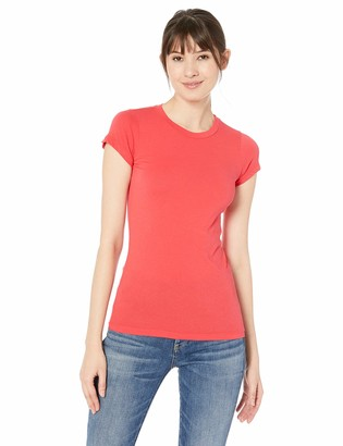 Velvet by Graham & Spencer Women's Jemma Gauzy Whisper Classic t-Shirt