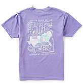 Southern Fried Cotton Big Boys 8-20 Sweet States Short-Sleeve Graphic Tee