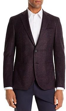 BOSS Norwin Tonal Plaid Extra Slim Fit Sport Coat