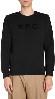 A.P.C. Crew Neck Sweatshirt