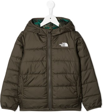 The North Face Kids Perrito reversible jacket