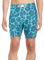 Trunks Swami Printed Swim