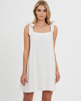 The Fated Divine Swing Dress