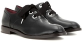 Marc Jacobs Patent Leather Oxford Shoes