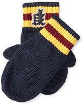 Ralph Lauren Combed Cotton Mittens