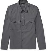 Theory Drato Stretch-Shell Shirt Jacket